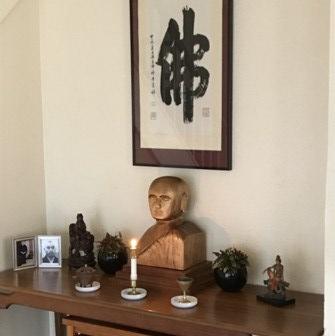 Zen Center Altar